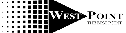 West Point Chamber of Commerce Sticky Logo