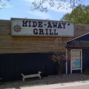 Hide-Away Grill in West Point Nebraska